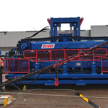 Briggs Marine Subsea Cables equipment